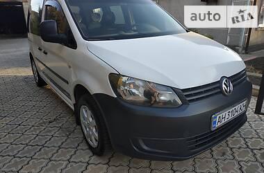 Volkswagen Caddy пасс. 2010 в Мариуполе