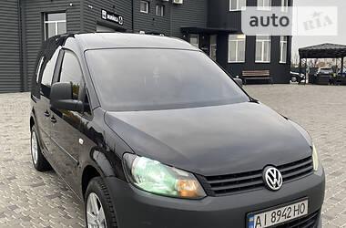 Volkswagen Caddy пасс. 2014 в Белой Церкви