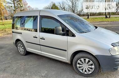 Volkswagen Caddy пасс. 2009 в Кременце