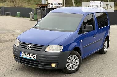 Volkswagen Caddy пасс. 2007 в Иршаве
