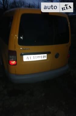 Унiверсал Volkswagen Caddy пасс. 2005 в Києві
