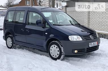 Volkswagen Caddy пасс. 2006 в Житомирі