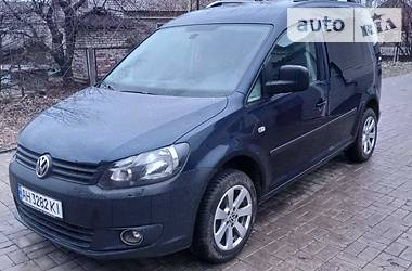 Volkswagen Caddy пасс. 2012 в Бахмуте