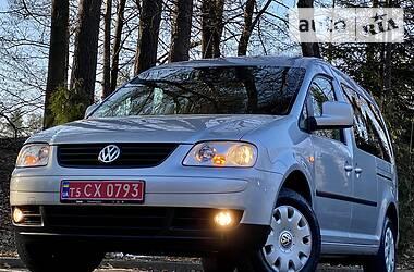 Volkswagen Caddy пасс. 2009 в Дрогобыче