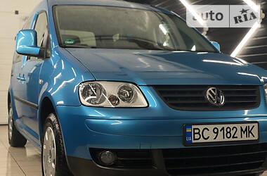 Volkswagen Caddy пасс. 2007 в Самборе