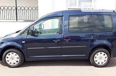 Минивэн Volkswagen Caddy пасс. 2013 в Ровно