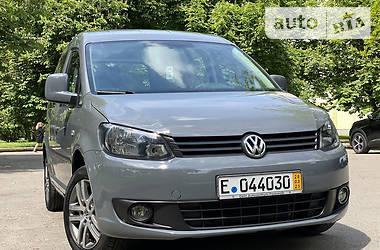 Универсал Volkswagen Caddy пасс. 2013 в Ровно