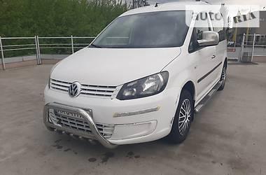 Универсал Volkswagen Caddy пасс. 2014 в Ровно