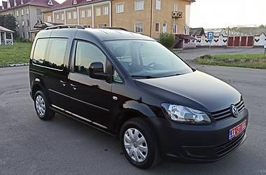 Минивэн Volkswagen Caddy пасс. 2012 в Коломые