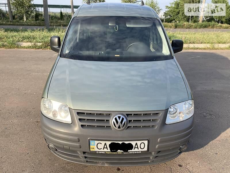Универсал Volkswagen Caddy пасс. 2005 в Черкассах