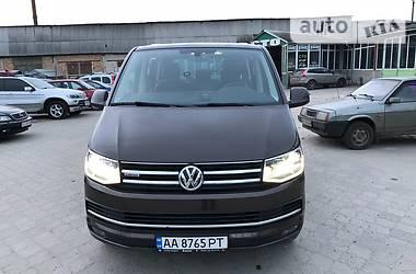 Volkswagen Caravelle 2017 в Луцке