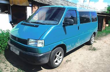 Volkswagen Caravelle 1991 в Житомире