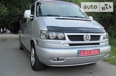 Volkswagen Caravelle 2003 в Чернигове