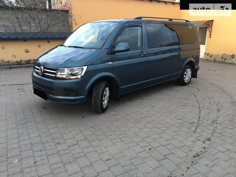 Volkswagen Caravelle 2016 в Львове