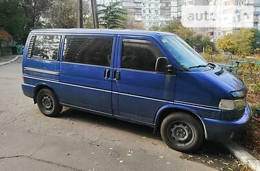 Мінівен Volkswagen Caravelle 2000 в Маріуполі