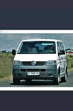 Легковой фургон (до 1,5 т) Volkswagen Caravelle 2008 в Белой Церкви