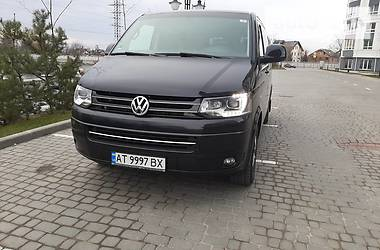 Минивэн Volkswagen Caravelle 2013 в Ивано-Франковске