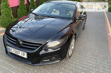 Купе Volkswagen CC 2012 в Львове
