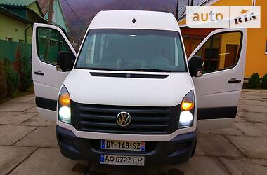 Volkswagen Crafter вантаж-пас 2015 в Тячеві