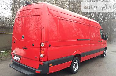 Volkswagen Crafter груз.  35 EXTRALANG NEW 2015