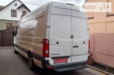 Volkswagen Crafter груз. 2015 в Ровно