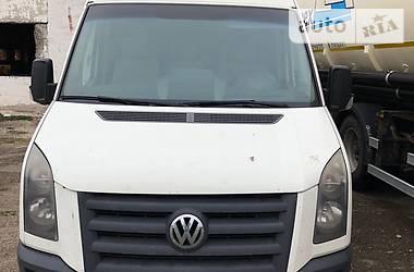 Volkswagen Crafter груз. 2009 в Стрию