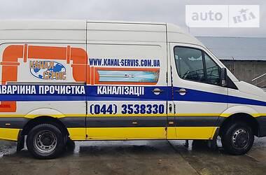 Микроавтобус грузовой (до 3,5т) Volkswagen Crafter груз. 2009 в Киеве