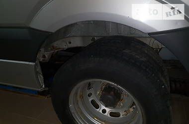 Volkswagen Crafter пасс. 2008 в Заставной