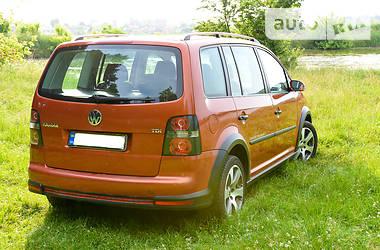 Volkswagen Cross Touran 2007 в Городку
