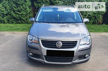 Volkswagen Cross Touran 2009 в Луцке