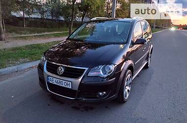 Volkswagen Cross Touran 2007 в Каменском