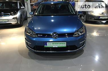 Volkswagen e-Golf 2015 в Києві