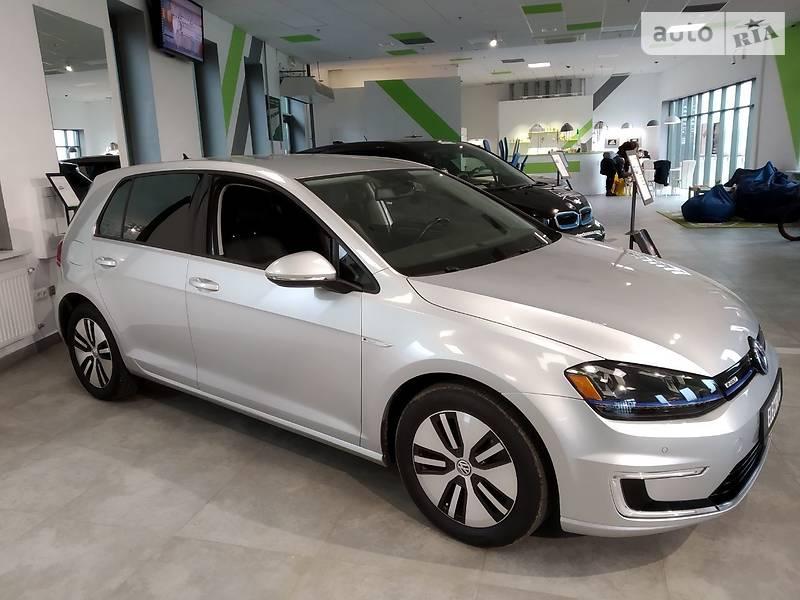 Volkswagen e-Golf 2016 в Львове