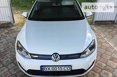 Volkswagen e-Golf 2015 в Кам'янець-Подільському
