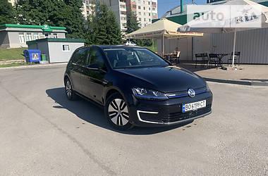 Хэтчбек Volkswagen e-Golf 2014 в Тернополе