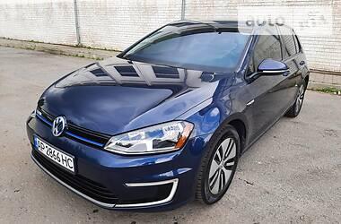 Хэтчбек Volkswagen e-Golf 2016 в Запорожье