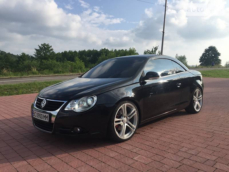 Volkswagen Eos EXCLUSIVE 2007