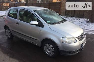 Volkswagen Fox 2006 в Луцьку