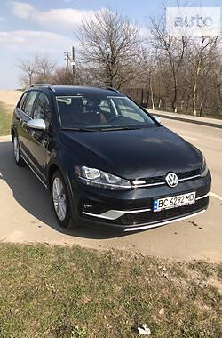 Volkswagen Golf Alltrack 2018 в Львове