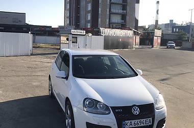 Хэтчбек Volkswagen Golf GTI 2007 в Киеве