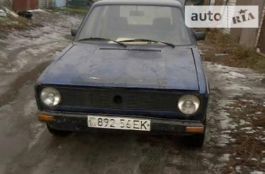 Volkswagen Golf I 1982 в Днепре