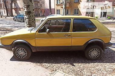 Хэтчбек Volkswagen Golf I 1983 в Кривом Роге
