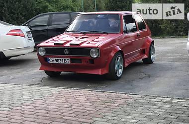 Хэтчбек Volkswagen Golf I 1979 в Черновцах