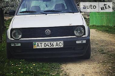 Volkswagen Golf II 1987 в Ивано-Франковске