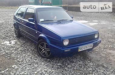 Volkswagen Golf II 2 1989