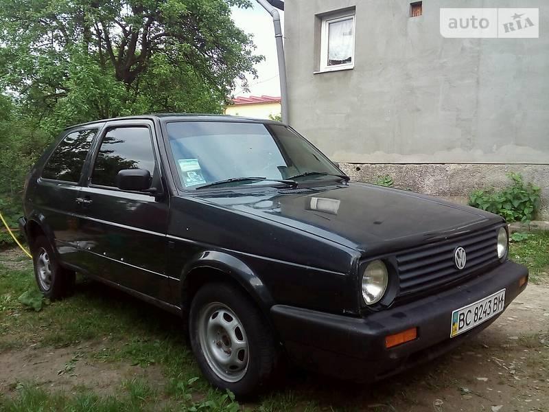 Volkswagen Golf II 1986 в Бориславе