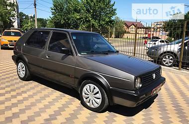 Volkswagen Golf II 1990 в Николаеве