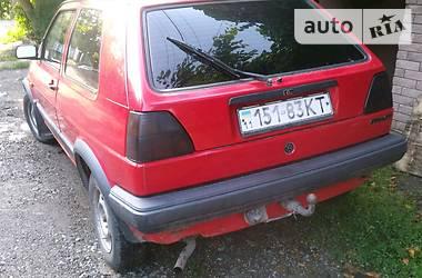 Volkswagen Golf II 1992