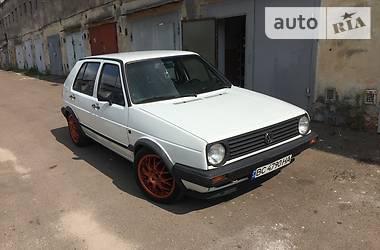 Volkswagen Golf II 1986 в Львове