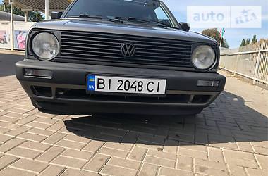 Volkswagen Golf II 1992 в Полтаве